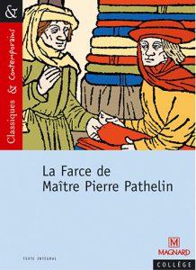 Les ouvrages classiques et contemporains magnard for Origine du mot farce