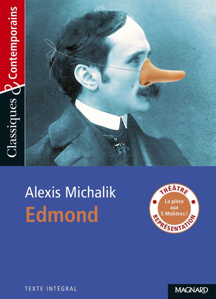 Edmond Classiques Et Contemporains Magnard